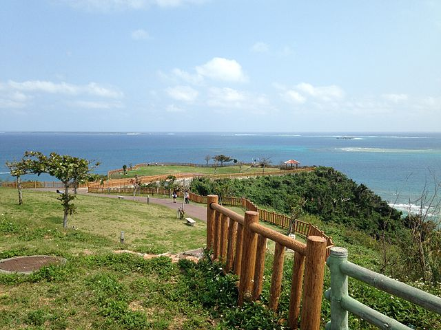 cape-chinen-park-in-southern-okinawa