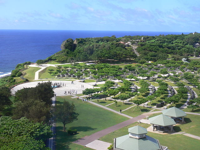 peace-memorial-park-in-southern-okinawa