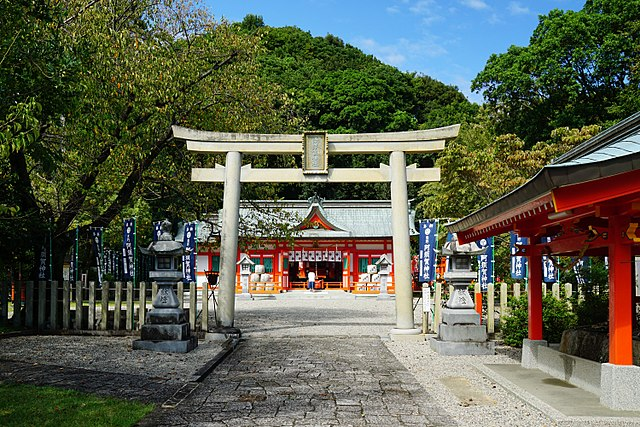 asuka-jinja-shrine-in-kumano-kodo-pilgrimage-routes