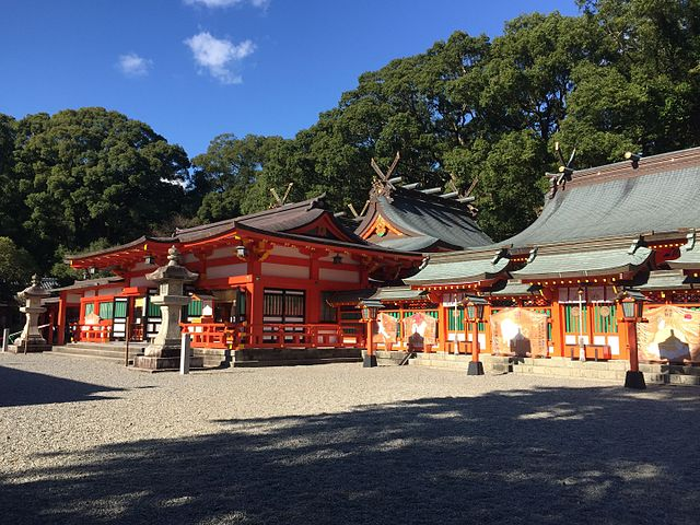 kumano-hayatama-taisha-grand-shrine-in-kumano-kodo-pilgrimage-routes